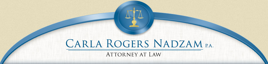 Carla Rogers Nadzam P.A. | Attorney at Law